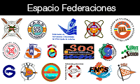 Espacio dedicado a las Federaciones de Socorrismo y Salvamento