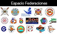Espacio dedicado a las Federaciones de Socorrismo y Salvamento
