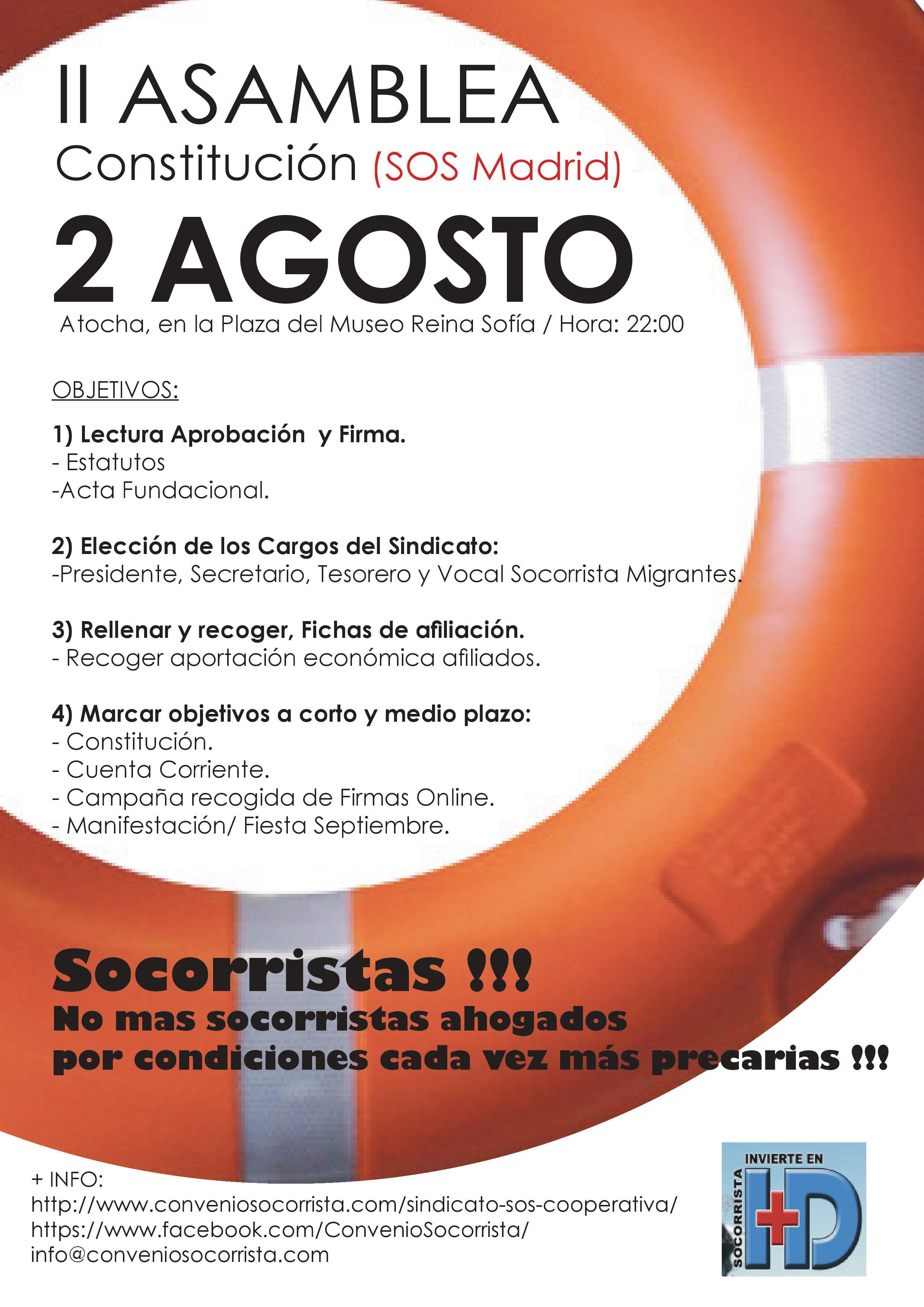 SOS Madrid - Socorristas 0002
