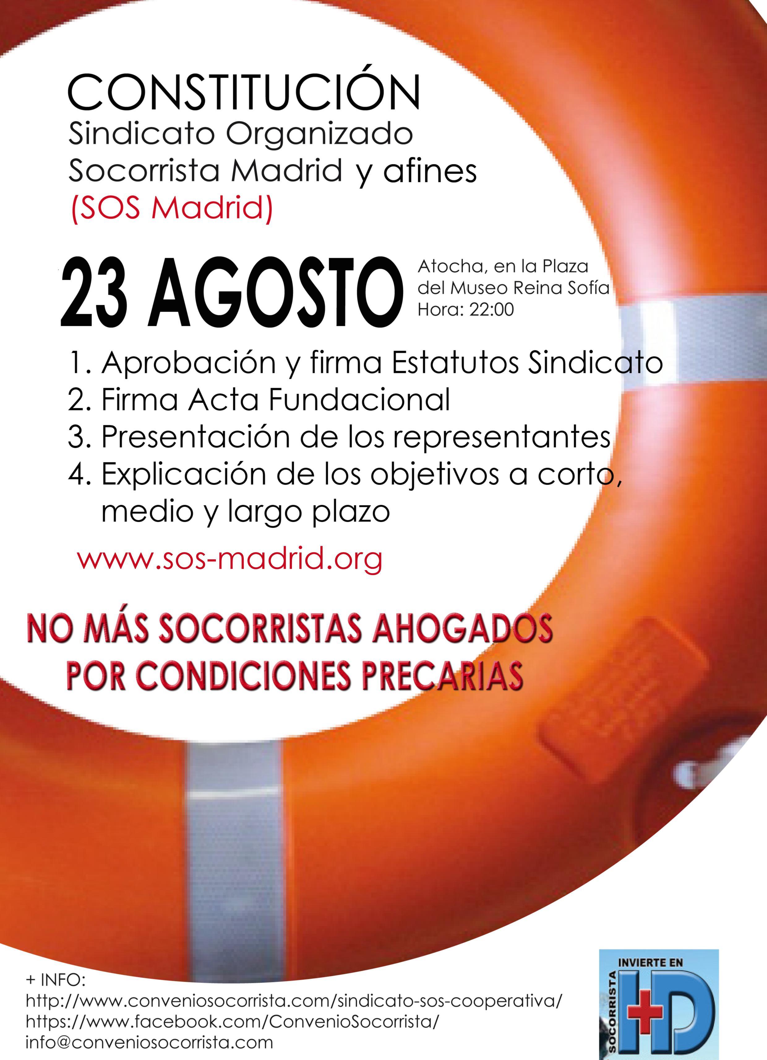 SOS Madrid - Socorristas 0003